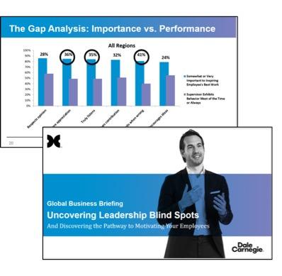 Uncovering Leadership Blind Spots presentation